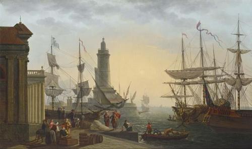 Нужна информация о  французском художнике Pierre Joseph Wallaert (1753-1812).