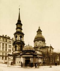 Кто архитектор церкви Симеона и Анны?