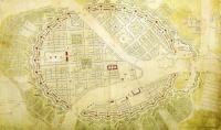 Кто автор Генерального плана Санкт-Петербурга 1717 года?