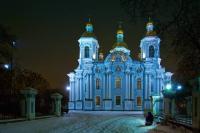 Кто архитектор Никольского собора?