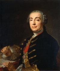 Чей портрет кисти Л. К. Пфандцельта?