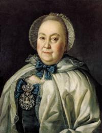 Портрет графини М. А. Румянцевой, 1764