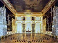 Ф.-Б. Растрелли. Картинный зал. Середина XVIII в