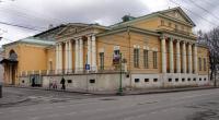 1810-е — Дом Хрущёва (Селезнёва), Пречистенка, 12/2 (Музей А. С. Пушкина)