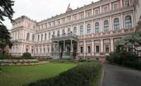 Кто архитектор Николаевского дворца?
