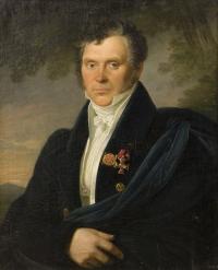 Автопортрет. 1830-е. НИМРАХ