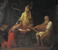 Марфа Посадница у Феодосия Борецкого (1808) ГРМ