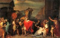 Кто автор произведения «Смерть Камиллы, сестры Горация»?