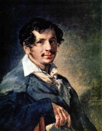 Кто автор портрета Булахова?