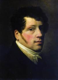 Чей автопортрет 1817 г. создания?