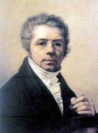 Чей автопортрет, писанный в 1830г.?
