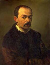 Чей автопортрет 1848г.?