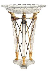 Ваза-треножник. Императорский стеклянный завод. 1800-е. Государственный Эрмитаж