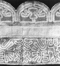 Подзор (фрагмент). 1840-ее гг. Русский музей.