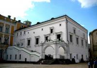 Кто архитектор Грановитой палаты?