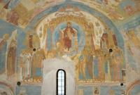 Откуда эта фреска кисти Дионисия?