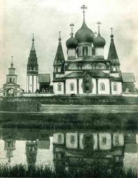 Как называется этот храм 17 века?