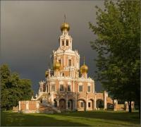 Как называется этот храм «нарышкинского барокко»?