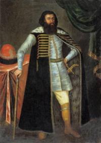 Кто изображен на парсуне второй половины 17 века?