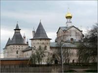 Кто расписывал церковь Спаса на Сенях Ростовского кремля?