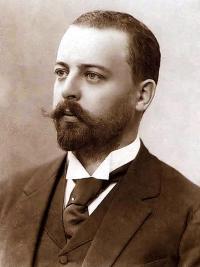 Какого архитектора фотография 1890-х годов?