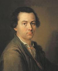 Чей это автопортрет, созданный около 1762г.?