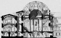 Какого здания этот чертеж М.Ф. Казакова?