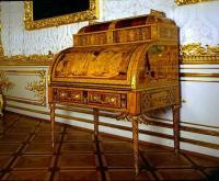 Бюро-цилиндр Екатерины II. Санкт-Петербург. После 1787