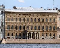 Кто архитектор дома ученых на Дворцовой набережной?
