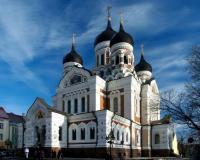 Кто архитектор Собора святого Александра Невского в Ревеле?