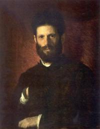 Чей портрет работы И.Н. Крамского  написанный им в 1876 г.?