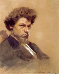Чей портрет кисти И.Н. Крамского написанный им в 1878 г.?