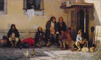 """""""Земство обедает"""" (1872)"""