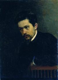 Чей автопортрет 1895 года создания?
