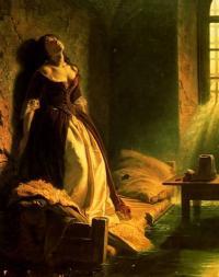 """Княжна Тараканова"" (1864)"