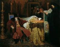 Кто автор картины «Иоанн Грозный у тела убитого им сына»?