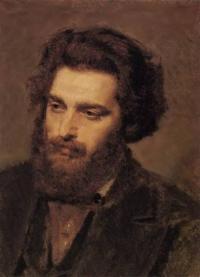 Чей портрет кисти И.Н.Крамского созданный в 1877г.?