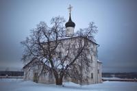 Как называется этот храм, сооруженный при Юрии Долгоруком?
