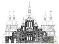 Когда была построен Софийский собор в Киеве?