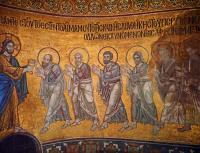 Из какого киевского храма 11 века эта мозаика?