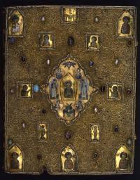 Замечательный памятник ювелирного искусства Киевской Руси начала 12 века?