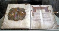 Мстиславова евангелия (1103-1117, Государственный Исторический музей)