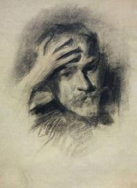 Чей автопортрет, 1904-1905 годов создания?