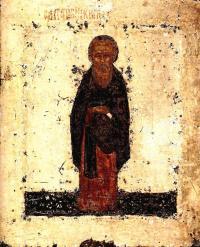 Кто автор иконы 15 века «Кирилл Белозерский»?