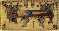 Как называется этот новгородский памятник художественного шитья 15 века?