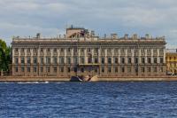 Кто архитектор Мраморного дворца?
