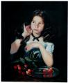 Девочка с черешнями.