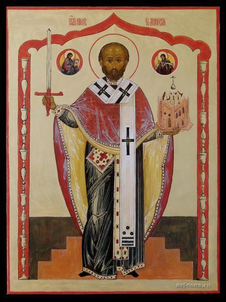Святой Николай Можайский