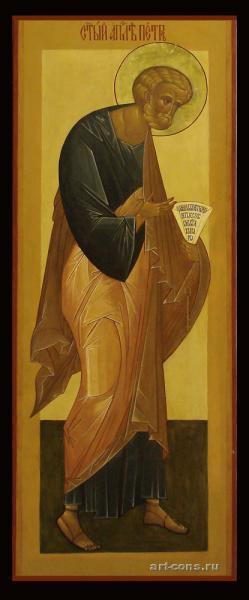 Святой Апостол Пётр. из иконостаса
