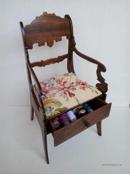 Миниатурная мебель